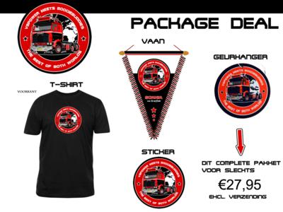 V8power meets BoogieBuddies Package