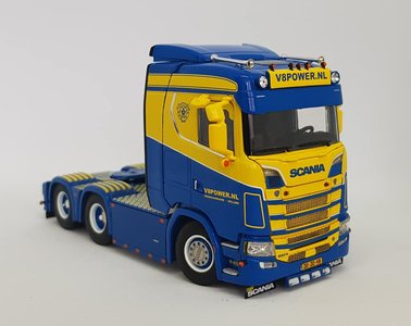 Scania S650 V8power WSI