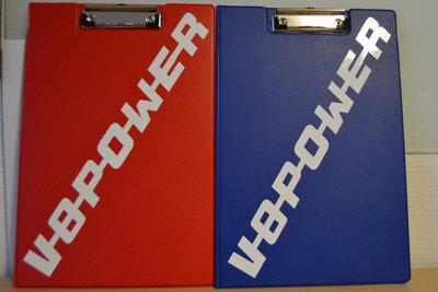 V8 klembord