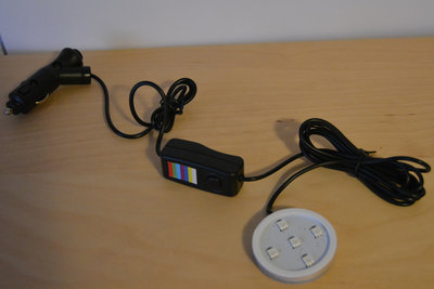 Verlichting voor Poppy (LED)