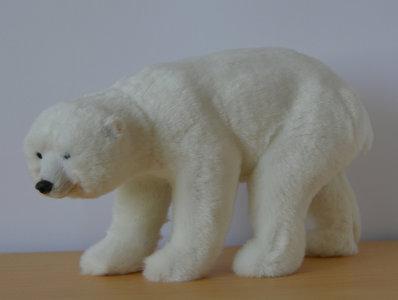 IJsbeer Pluche 11,5 cm