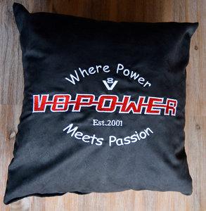 Sierkussen Where Power meets Passion