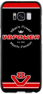 Telefoonhoesje Where Power meets Passion