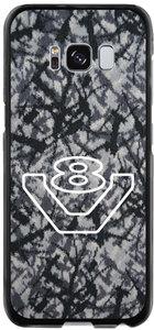 Telefoonhoesje V8 logo Grijs