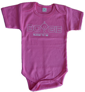 Romper Boogie Buddie to Be (Roze)