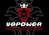 V8power-sticker