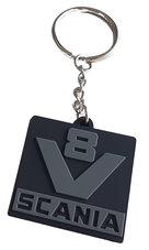 Sleutelhanger-V8-SCANIA