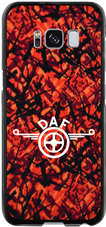 Telefoonhoesje-DAF-logo-oud-Rood