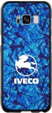 Telefoonhoesje-IVECO-Blauw
