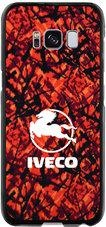 Telefoonhoesje-IVECO-Rood