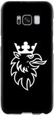 Telefoonhoesje-Scania-logo-Zwart