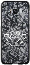 Telefoonhoesje-V8-logo-Grijs