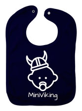 Slabbetje-MiniViking-(Navy-Blue)